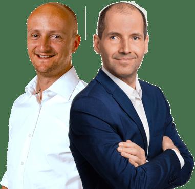 Michal a Honza