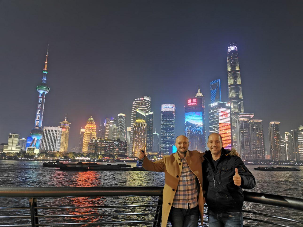 Šanghaj QARA luxusní nemovitosti