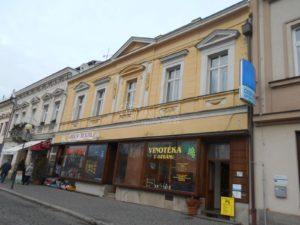 Pronájem sdílené kanceláře 34 m2 Čáslav