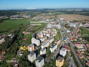 Pronájem bytu 1+kk, Urbinská, Český Krumlov