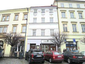 Prodej činžovního domu , 724 m2 , Dolní náměstí Olomouc