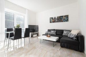 Zařízený byt 2+kk s terasou a parkovacím stáním, Staroveská, Ostrava – Proskovice