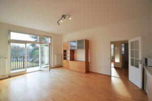 Světlý a prostorný byt 3+kk s terasou, 88m2, Lhotka
