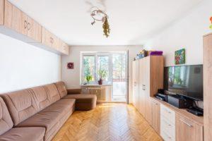 Byt 3+1 66 m 2 s balkónem a garáží ul. Medinská Praha 9 – Klánovice