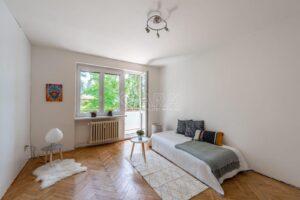 Byt 3+1kk 66 m2 s balkónem a garáží, ul. Praha 9 – Klánovice