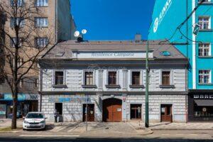 Byt 2+kk 62 m2, ul. Sokolovská, Praha 8 – Karlín