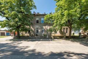Prodej činžovního domu 496 m2